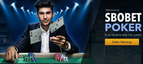 Bermain poker bisa di sbobet