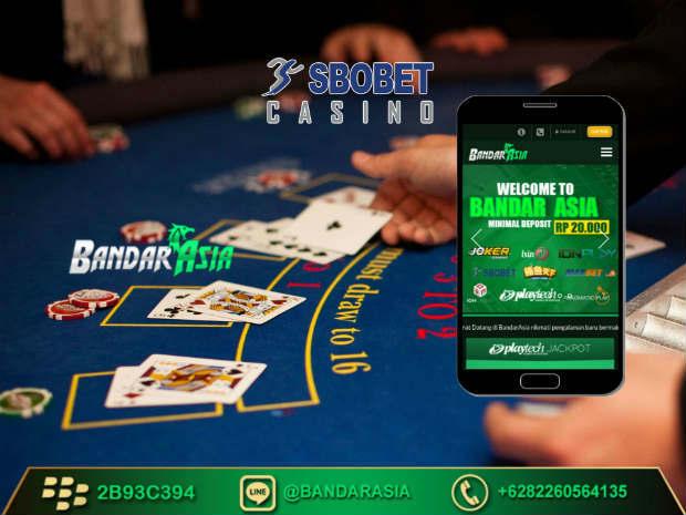 Live casino punya banyak kelebihan di sbobet