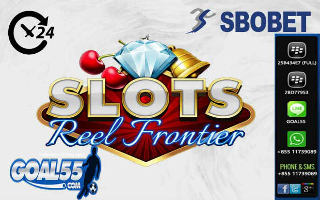 Permainan slot online tersedia di sbobet