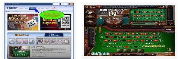 Trik untuk menang besar di live casino sbobet